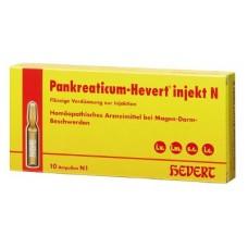 PANKREATICUM Hevert injekt N Ampullen 100 St