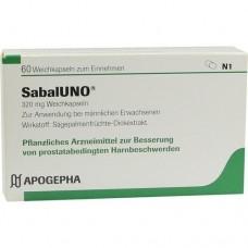 SABALUNO 320 mg Weichkapseln 60 St