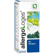 ALLERGO LOGES Tropfen 50 ml