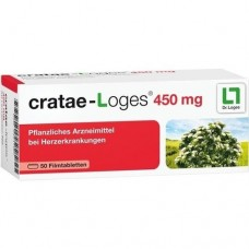 CRATAE LOGES 450 mg Filmtabletten 50 St