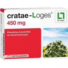 CRATAE LOGES 450 mg Filmtabletten 100 St