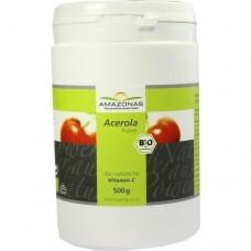 ACEROLA 100% Bio Pur nat.Vit.C Pulver 500 g