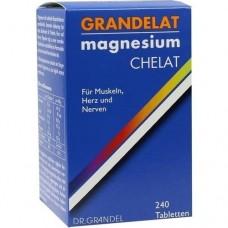GRANDELAT MAG 60 MAGNESIUM Tabletten 240 St