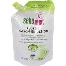 SEBAMED flüssig Waschemulsion m.Olive Nachf.P. 400 ml