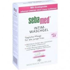SEBAMED Intim Waschgel pH 3,8 für die junge Frau 200 ml