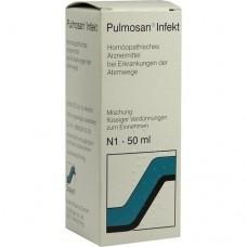 PULMOSAN Infekt Tropfen 50 ml