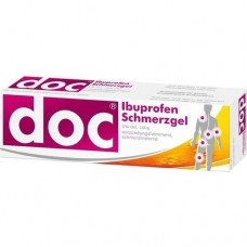 DOC IBUPROFEN Schmerzgel 100 g