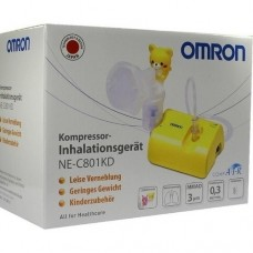 OMRON C801KD CompAir Inhalationsgerät f.Kinder 1 St