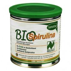 BIOSPIRULINA aus ökologischer Aquakultur Tabletten 1000 St
