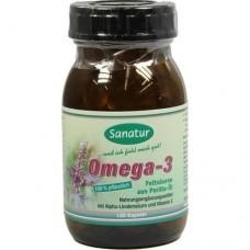 OMEGA-3 Fettsäuren 100% pflanzlich Kapseln 120 St