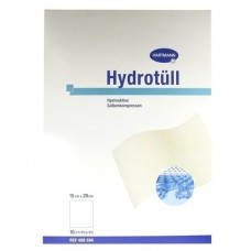 HYDROTUELL hydroaktive Salbenkompressen 15x20 cm 10 St