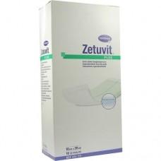 ZETUVIT Plus extrastarke Saugkompr.steril 10x20 cm 10 St