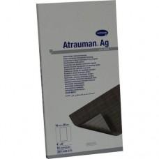 ATRAUMAN Ag 10x20 cm steril Kompressen 10 St