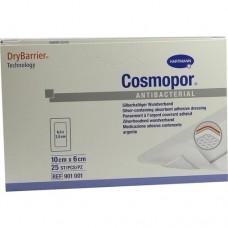 COSMOPOR Antibacterial 6x10 cm 25 St