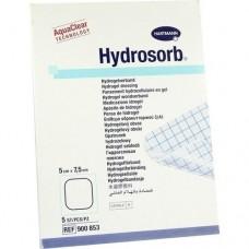 HYDROSORB Wundverband 5x7,5 cm 5 St