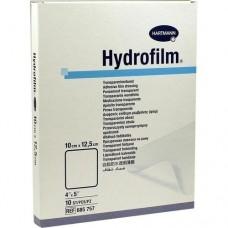 HYDROFILM Transparentverband 10x12,5 cm 10 St