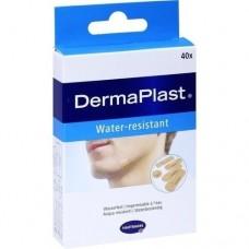 DERMAPLAST water-resistant Pflasterstrips 5 Größen 40 St