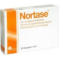 NORTASE Kapseln 20 St