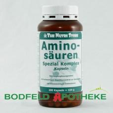 AMINOSÄURE Spezial Komplex Kapseln 200 St