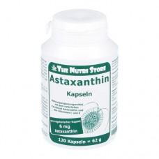 ASTAXANTHIN 6 mg vegetarische Kapseln 120 St