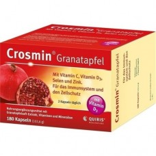 CROSMIN Granatapfel Kapseln 180 St
