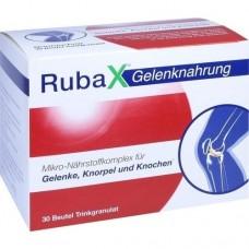 RUBAX Gelenknahrung Pulver 30 St