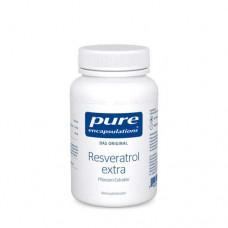PURE ENCAPSULATIONS Resveratrol Extra Kapseln 60 St