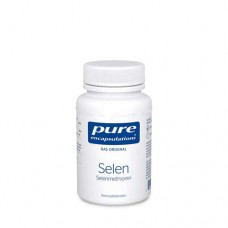 PURE ENCAPSULATIONS Selen Selenmethionin Kapseln 180 St