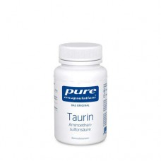 PURE ENCAPSULATIONS Taurin Kapseln 60 St