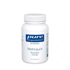 PURE ENCAPSULATIONS Weihrauch Boswel.Extr.Kps. 60 St