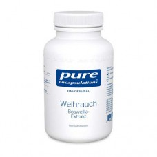 PURE ENCAPSULATIONS Weihrauch Boswel.Extr.Kps. 120 St