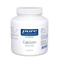 PURE ENCAPSULATIONS Calcium Calciumcitrat Kapseln 180 St