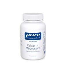 PURE ENCAPSULATIONS Calcium Magnesium Citrat Kaps. 90 St