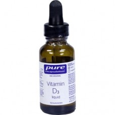 PURE ENCAPSULATIONS Vitamin D3 Liquid 22.5 ml