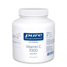 PURE ENCAPSULATIONS Vitamin C 1000 gepuff.Kps. 250 St