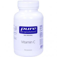 PURE ENCAPSULATIONS Vitamin C Kapseln 90 St