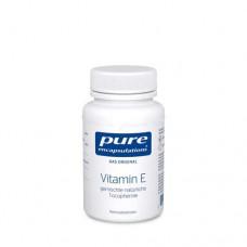 PURE ENCAPSULATIONS Vitamin E Kapseln 90 St
