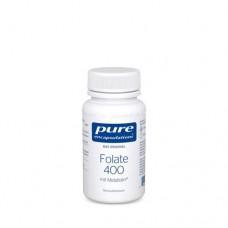 PURE ENCAPSULATIONS Folate 400 Kapseln 90 St