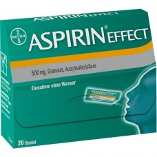 ASPIRIN Effect Granulat 20 St