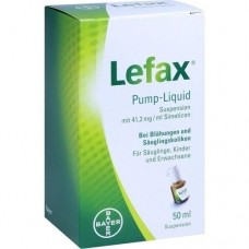 LEFAX Pump Liquid 50 ml