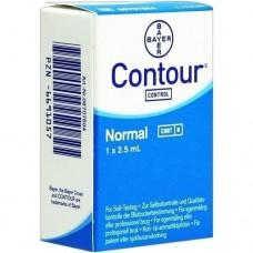 CONTOUR Kontrolllösung normal 1 St