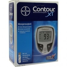 CONTOUR XT Set mg/dl 1 St