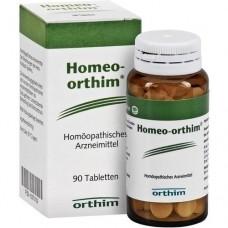 HOMEO ORTHIM Tabletten 90 St