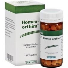 HOMEO ORTHIM Tabletten 180 St