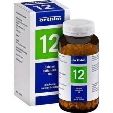 BIOCHEMIE Orthim 12 Calcium sulfuricum D 6 Tabl. 800 St