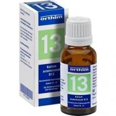 BIOCHEMIE Globuli 13 Kalium arsenicosum D 12 15 g