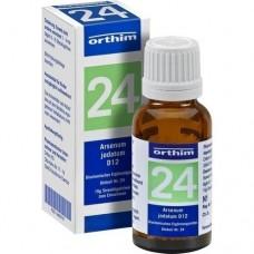 BIOCHEMIE Globuli 24 Arsenicum jodatum D 12 15 g