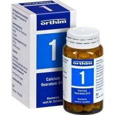 BIOCHEMIE Orthim 1 Calcium fluoratum D 12 Tabl. 100 St