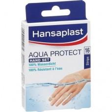 HANSAPLAST Aqua Protect Pflaster Hand Set 16 St