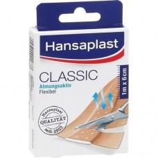 HANSAPLAST Classic Pflaster 6 cmx1 m 1 St